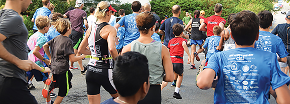 Newstead 5K Race