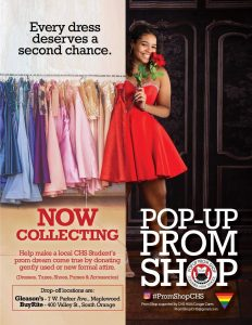 Prom Shop ad