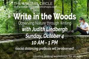 2020 FALL Write in the Woods